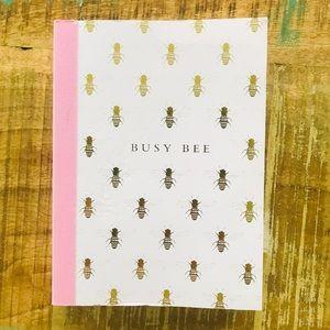 🌺4 Items $25🌺 Molly & Rex Bumblebee Notebook